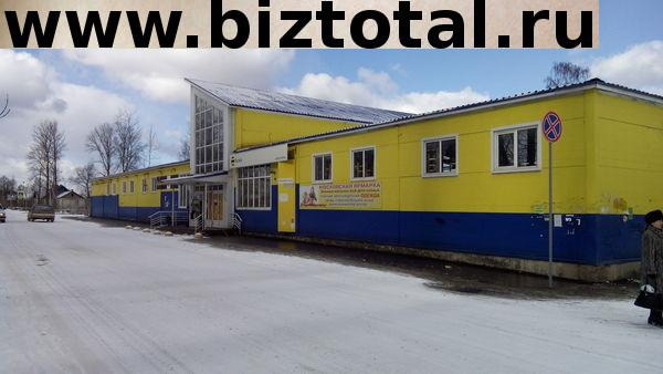 Отдельно стоящее здание