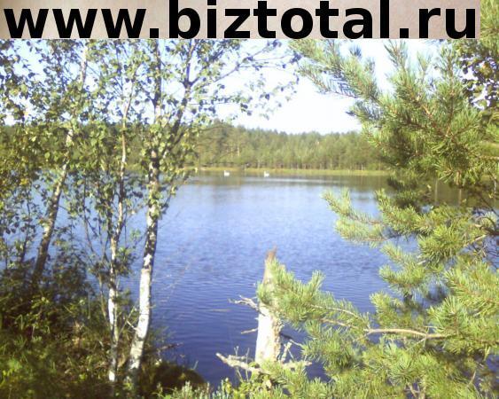 База отдыха на территории древнего финского поселения