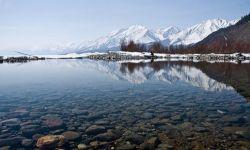 Туристическая база на берегу Байкала