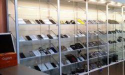 Небольшой магазин электроники