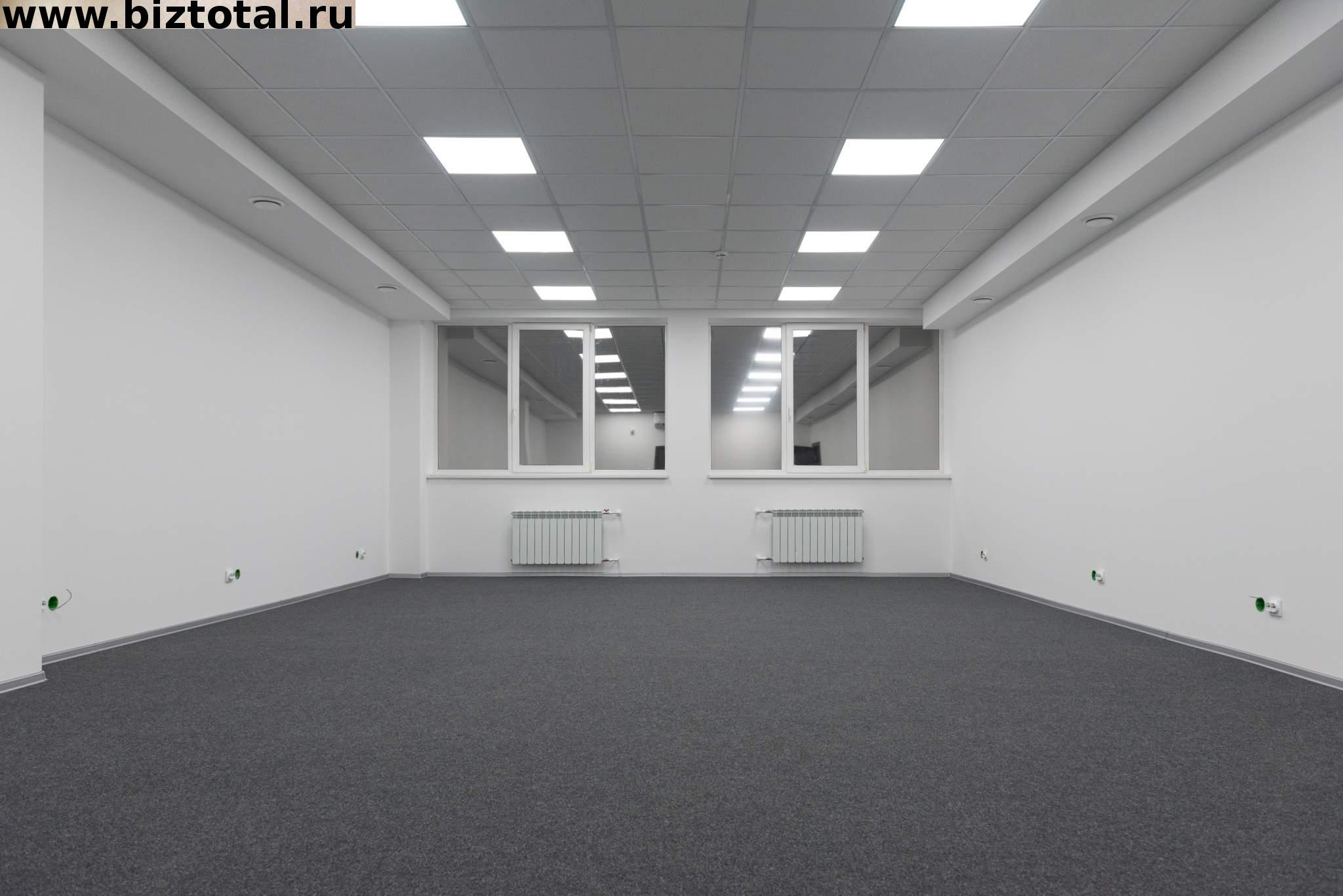 Офис в бизнес центре