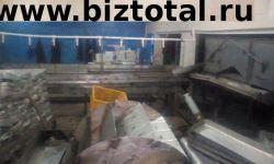 Рыбоперерабатывающий завод на Камчатке