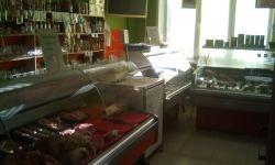 Мясной магазин с возможностью обвалки в самом помещении магазина