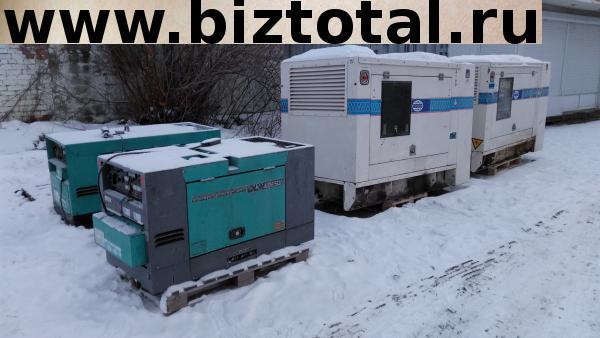 Аренда дизельного генератора 30,50,80 кВт, Denyo480
