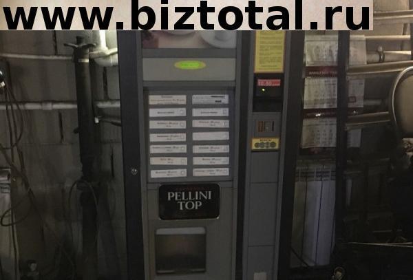 Прибыльная сеть вендинговых автоматов ЮВАО, САО