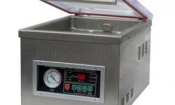 Вакуумный упаковщик однокамерный настольный DZ-400/2T