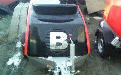 Бетононасос Brinkmann 450 D