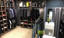 Магазин брендовой мужской одежды, обуви и аксессуаров