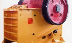 Щековая дробилка модель PE-250