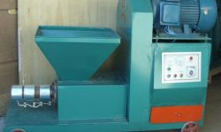 Пресс-экструдер опилок ZBJ-14 для брикетов