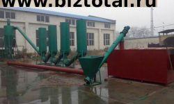 Аэродинамическая сушилка HJ-4 новая до 900 кг/ч