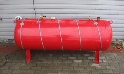 Газовый баллон 600 литров. Газгольдер