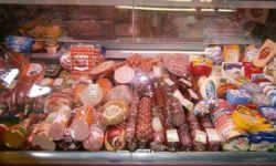 Торговая точка  - Сырные и колбасные изделия