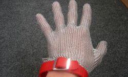 Перчатка кольчужная для разделки мяса