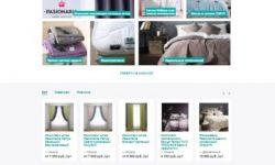 Интернет-магазин постельного белья и текстиля для дома