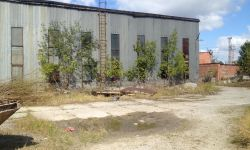 Здание склада-ангара