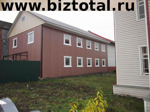 Нежилое помещение - 2 этаж