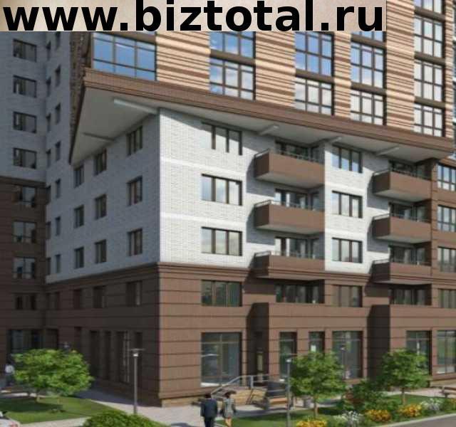 Квартира-студия в новом строящемся жилом комплексе Огни Анапы