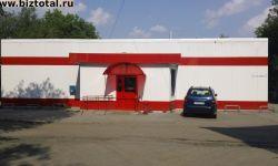 Отдельно-стоящий продовольственный магазин