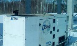 Аренда генератора дизельного 120 кВт
