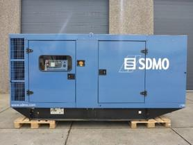 Аренда дизельной генераторной станции SDMO J130