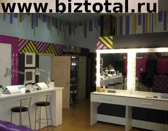 Салон красоты с учебным центром