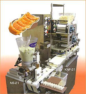 Японское оборудование для производства пельменей