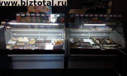 Магазин-бар разливных напитков с кухней