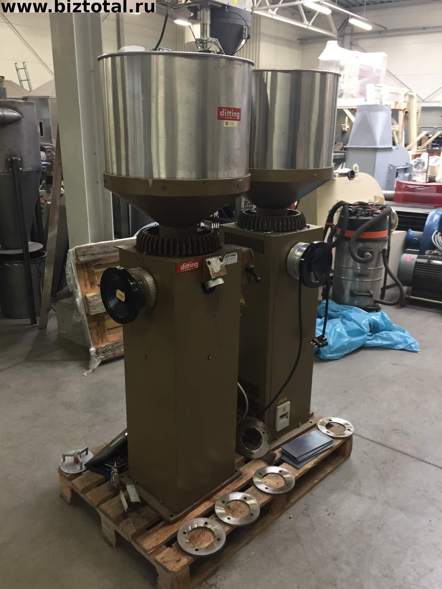 Промышленная кофемолка DITTING KF1800