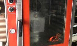 Печь конвекционная Gierre fev094 и растоечный шкаф