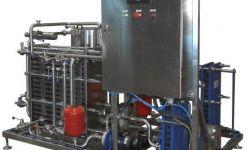 Пастеризатор для жидких продуктов 3000 л/час