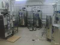 Мини-завод (линия, завод, минизавод) по переработке молока 5000 литров в смену