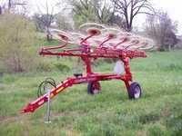 Грабли колесно-пальцевые прицепные Sitrex - H90