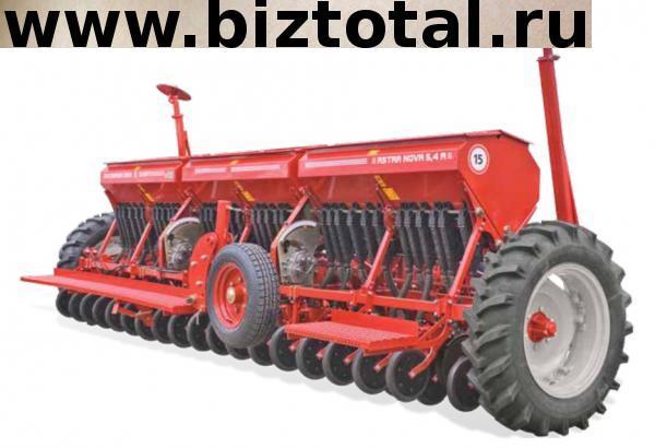 Сеялка зерновая Астра 5,4 (СЗ-5,4)