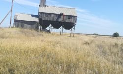 Фермерское хозяйство на хуторе