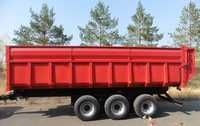 Полуприцеп тракторный 3ППТС24, 24 тонны