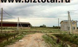 Земельный участок в деревне Шолохово