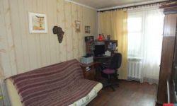 Ухоженная 3-комнатная квартира в кирпичном доме