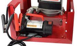 Компактный заправочный узел для дизельного топлива