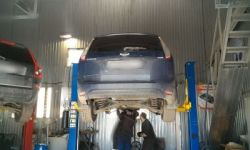 Автомобильный бизнес - автосервис