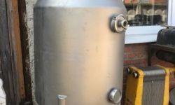 Деаэратор для обработки молока