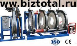 Сварочные аппараты для стыковой сварки полиэтиленовых труб SUD630-1000Н
