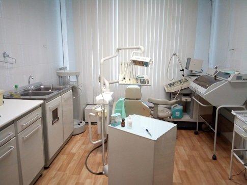 Оборудованная стоматология с лицензией