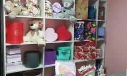Магазин цветов и подарков с низкой арендой