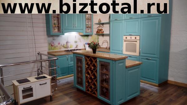 Сеть салонов кухонь