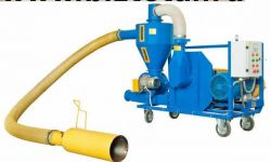 Пневматический транспортер зерна (УПТ-6, УПТ-10, УПТ-20)