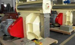 Пресс-грануляторы серии KMPM до 4 т/час