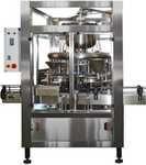 Автомат розлива компотов, рассолов со специями