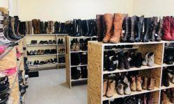 Успешный магазин обуви