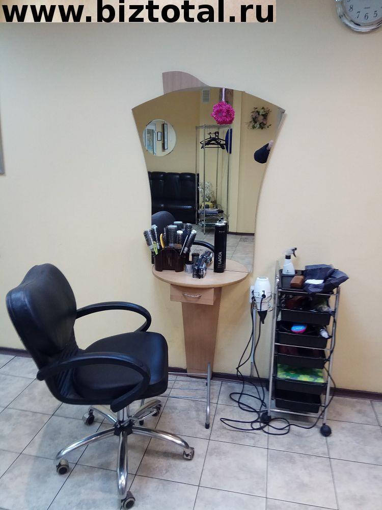 Рабочее место парикмахера
